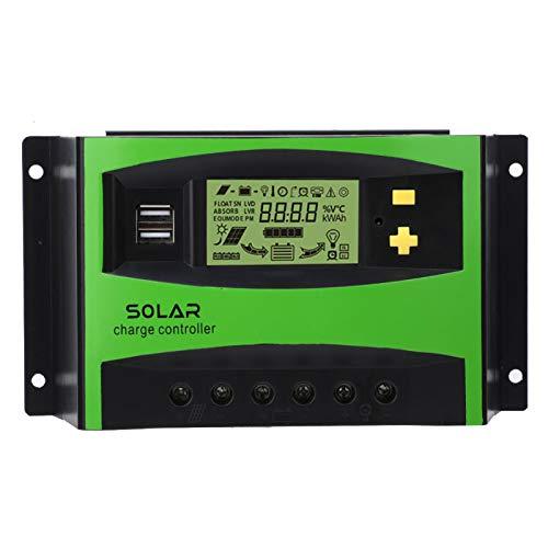Regulador de carga solar 28-10AWG Cargador solar de alta potencia IP32 para controlador solar solar