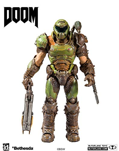 McFarlane Toys Doom 7″ Scale Figures – Doom Slayer