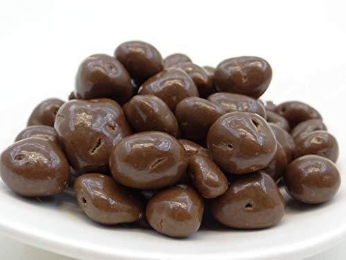pikantum Bio Erdbeeren in Schokolade   250g   Erdbeerstückchen umhüllt von Vollmilchschokolade