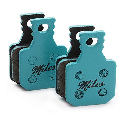 Miles Racing ® Scheibenbremsbeläge, semi metallisch für Magura MT 7