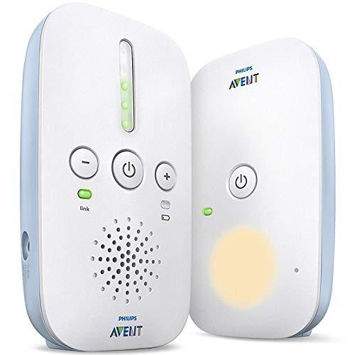 Philips AVENT Audio Monitors SCD503/26 monitor video per bambino 330 m Bianco