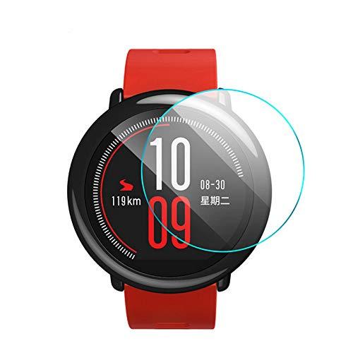 Película Vidro Para Relógio Smartwatch Xiaomi Amazfit Pace