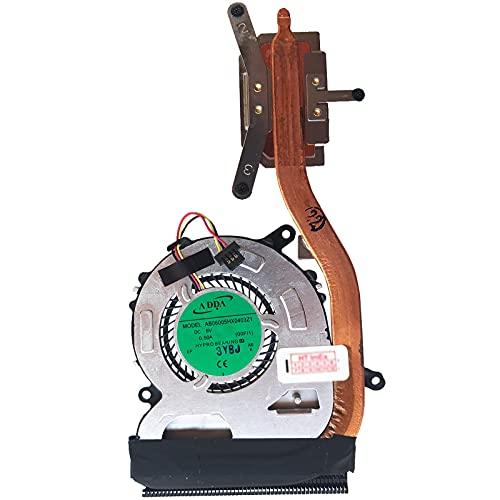 HT-ImEx kompatibel mit SONY Ventilador Compatible con P/N: 3FFI1TMN000, 3FFI1TMN010, AB06005HX0403Z1-00FI1, DC5V-0.50A, UDQFRSH01CQU, DC5V-0.22A