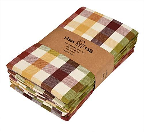 Top 10 Best Selling List for harvest kitchen towels