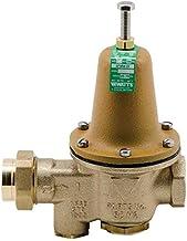 Watts 0960219 LFU5B-Z3 1/2 R 1/2 Inch Lead Free Water Pressure ReducInchg Valve, NPT Female Union x NPT Female, Adjust 25-75 psi