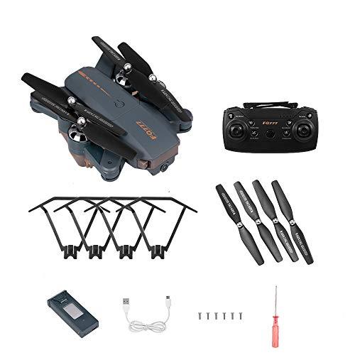Entweg Drone per Principianti, Fq777 Fq35 2.4G 480P Telecamera WiFi FPV Altitude Hold RC Training Quadcopter per Principianti