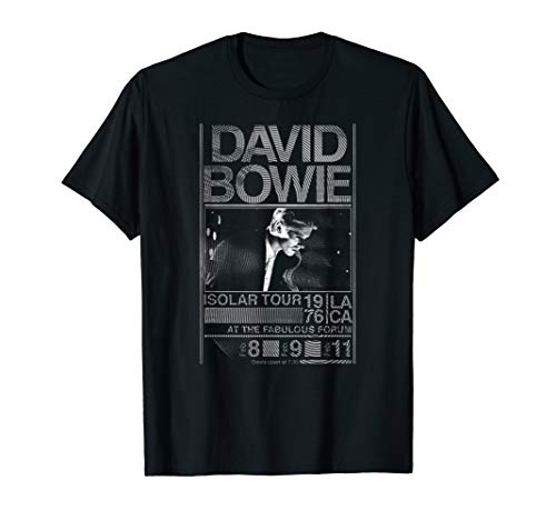 David Bowie - Isolar Tour T-Shirt