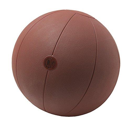 Togu Unisex– Erwachsene Medinzinball 2,0 kg Medizinball, braun, 2000g