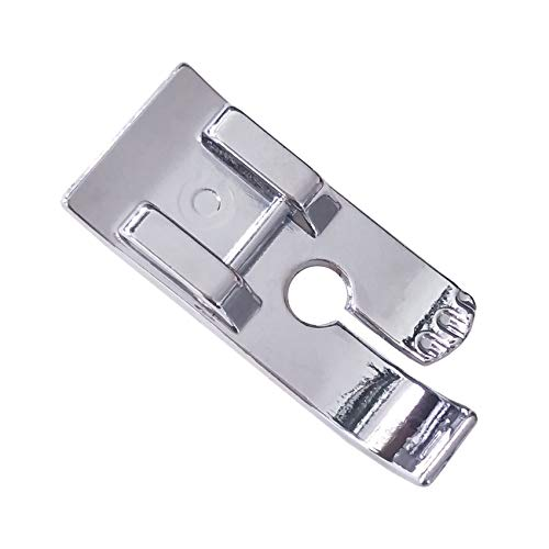 YEQIN 1/4 Inch Straight Stitch Foot Snap On Foot Presser Foot Will Fit Singer, Brother, Janome, Toyota, Etc Domestic Sewing Machines