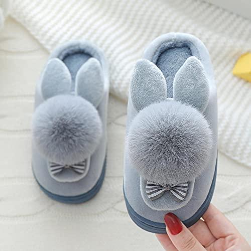 direction Calzado Adulto Unisex,Zapatillas de algodón Bolso cálido de Invierno para Mujer con Fondo Grueso Antideslizante Home-2_30-31,Cómodo