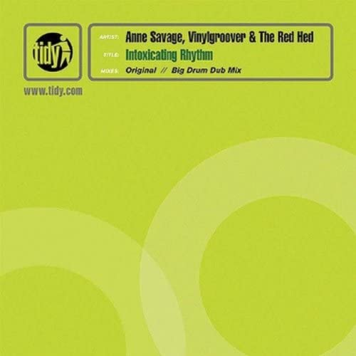 Anne Savage, The Red Hed and Vinylgroover