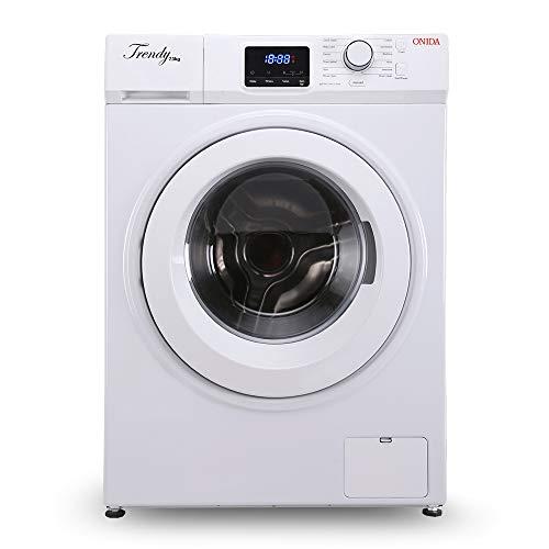 Onida 7.5 Kg Fully-Automatic Front Loading Washing Machine (F75TW, White)
