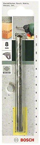 Bosch Betonbohrer SDS-Quick (Ø 8 mm)
