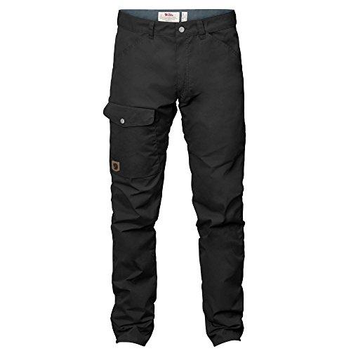 FJÄLLRÄVEN Herren Greenland Jeans Long Hose, Black, 46