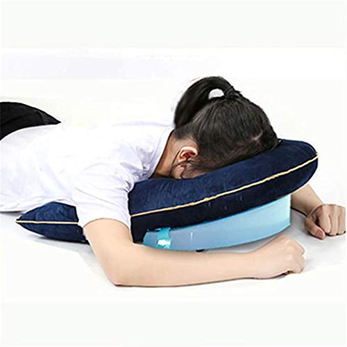 Cushion Almohada de Soporte para Cabeza/Hombro, Después de la cirugía Ocular Agujero Macular Y Desprendimiento De Retina Después De La Cirugía Dormir Almohada Facial