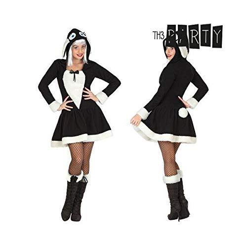 Atosa-26975 Disfraz Oveja, color negro, X l (26975)