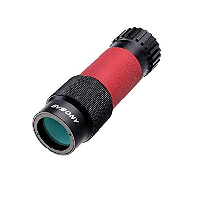 SVBONY SV301 Monocular Telescope Compact Mini Pocket High Power for Adults IPX5 Waterproof for Bird Watching Hunting Hiking Sightseeing Camping Opera Museum