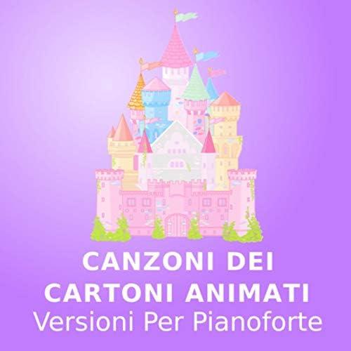 Canzoni per bambini al pianoforte, Bambini In Italia & Cartoni Animati Canzoni