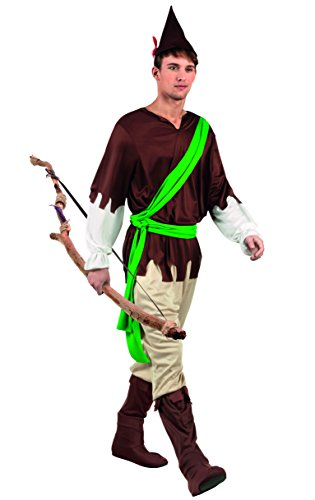 Boland - CS928941/M - Costume rebelle de la foret taille unique