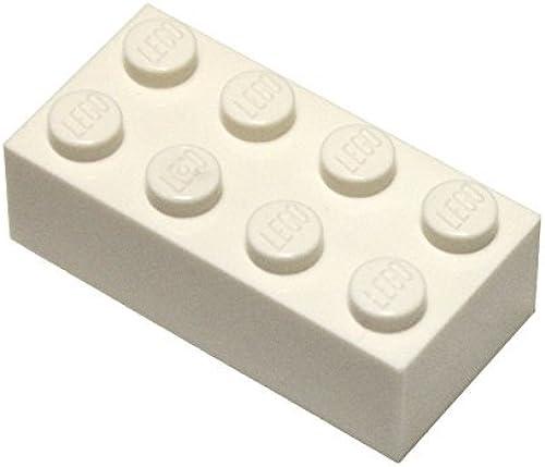 contador genuino LEGO Parts and Pieces  blanco 2x4 Brick Brick Brick x200 by LEGO  venta mundialmente famosa en línea