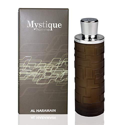 Al Haramain Perfumes LLC Al haramain parfumes mystique homme eau de parfum spray 1 stück