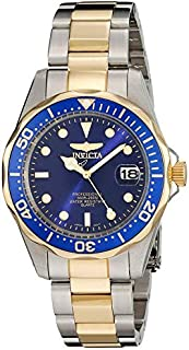 Invicta 8935 Pro Diver Collection For Men Two Tone Stainless Steel, Analog