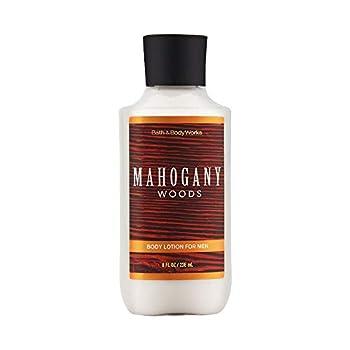 Bath & Body Works Mahogany Woods Body Lotion 8 Ounce