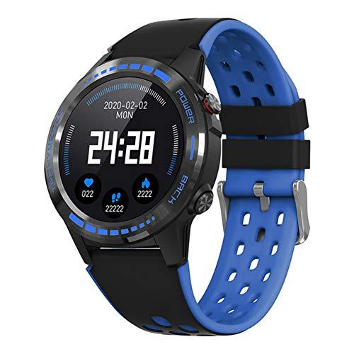 CZX M7 Oder GPS-Uhr-Männer Muti Sprache Sports Smartwatch Fitness Tracker Außen Altitude Wasserdicht Smart Watch Für Android IOS,B