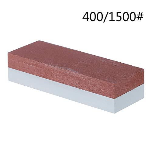 Bogji - 400# 1500# dubbelzijdig mes Amolar slijpen Pedra gereedschap steenhonen slijpsteen puntenslijper polijstkeuken