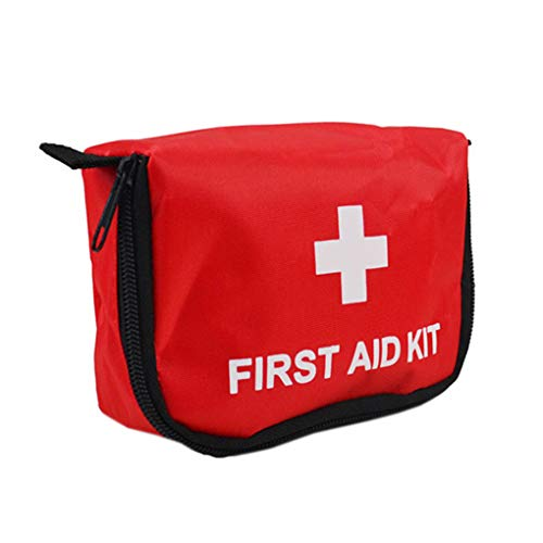 EHBO-kit Outdoor Car Travel Portable Emergency Lege tas Camping Wandelen Survival Pack