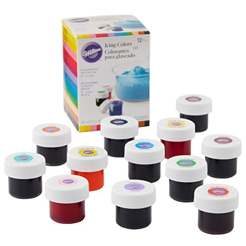 Wilton Gel-Based Icing Colors
