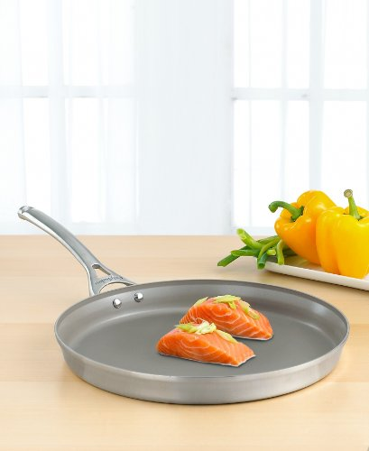 Calphalon Contemporay Stainless Steel Nonstick 12 Inch Griddle