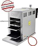 ACTIVA Grill Gasgrill Steak Machine Basic 800°C Oberhitzegrill Steakgrill Tischgrill Oberhitze-Grill