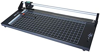 CALCA 24 Inch Precision Rotary Paper Cutter Paper Trimmer 24 inch Manual Sharp Photo Paper Trimmer and Cutters