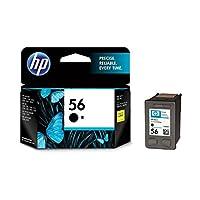 (まとめ) HP56 プリントカートリッジ 黒 C6656AA#003 1個 【×3セット】 AV デジモノ パソコン 周辺機器 インク インクカートリッジ トナー インク カートリッジ 日本HP(ヒューレット パッカード)用 [並行輸入品]