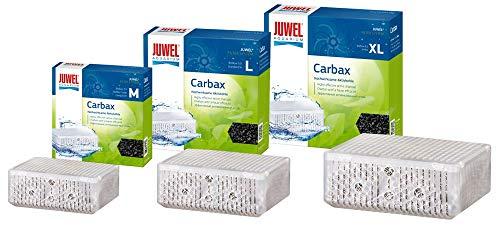 Juwel Carbax L - Aktivkohle binden Verfärbungen, Gerüche toxische Substanzen