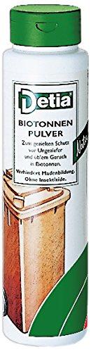 Detia 009492 Biotonnen-Pulver 500 g