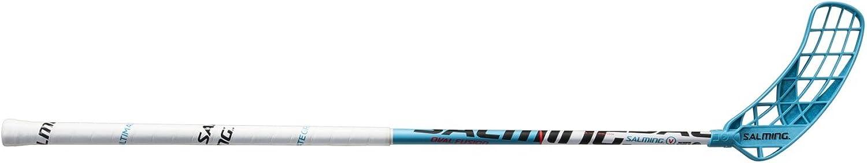 Salming 2017 Q5 Oval Fusion Floor Ball Stick, 100cm, Worn on