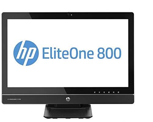 HP Pro One 800 G1 All-In-One PC - 23,0 Zoll - Core i5-4570S @ 2,9 GHz - 8GB RAM - 500GB HDD - FHD (1920x1080) - Win10Home (Zertifiziert und Generalüberholt)
