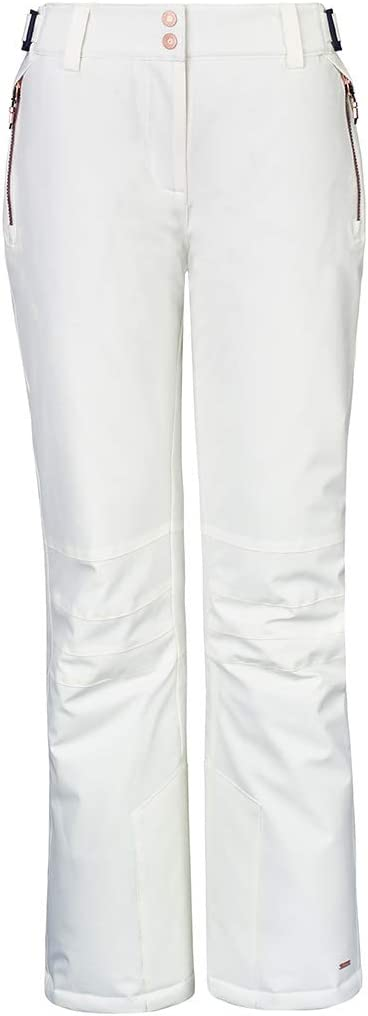 killtec Siranya Popular shop is the lowest price challenge Insulated Ski White Detroit Mall Pant Womens