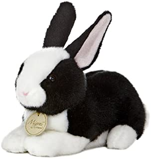 Aurora World Miyoni Dutch Bunny Black and White 8