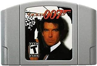 For Nintendo 64 N64 Game Card Cartridge Console US Version - GoldenEye 007
