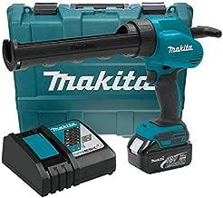 Makita pistola silicona con doble cartucho 18 V Solo cuerpo incluye DCG180ZXK