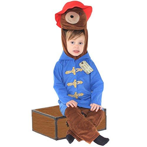 Paddington Bär Kostüm Kinder
