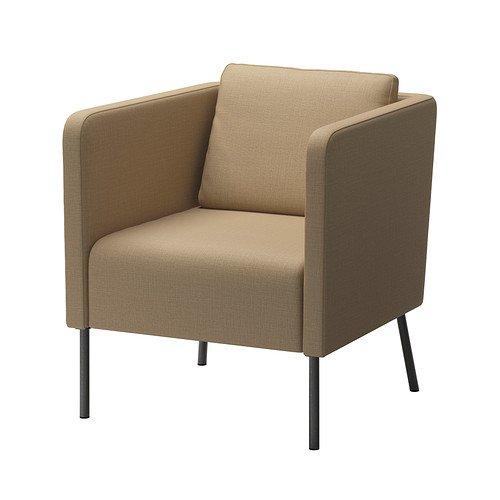 Ikea EKERO -Sessel Skiftebo beige