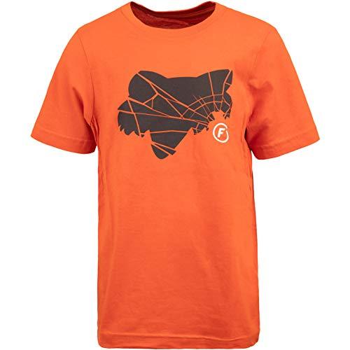 Fox Shattered - Camiseta infantil naranja 122 cm