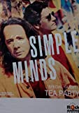 Simple Minds - Poster