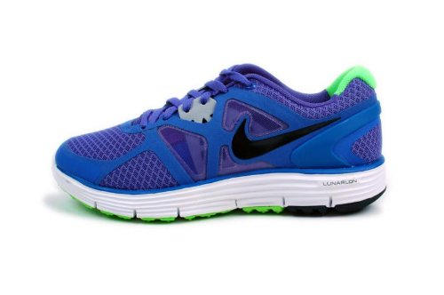Childs size 12.5 Nike Lunarglide 3 (PS)