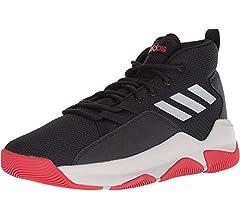 adidas Originals Men's Streetfire Basketball Shoe, OnixOnix