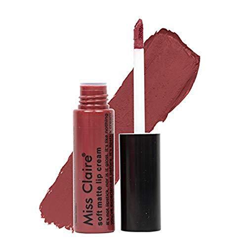 miss claire Soft matte lip cream 62 red square, 6.5g